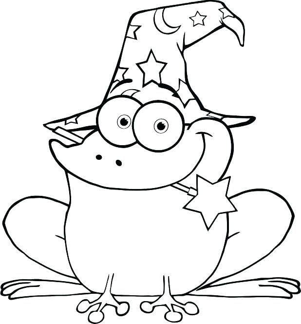 618x665 Coloring Page Frog Dancing Frog Coloring Page Strawberry Poison