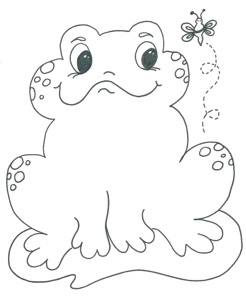 792x960 Coloring Page Of A Frog Free Frog Coloring Pages Tree Frog