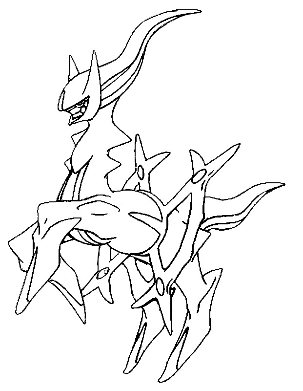 621x800 Coloring Page Pokemon Alternate Forms Alternate Form