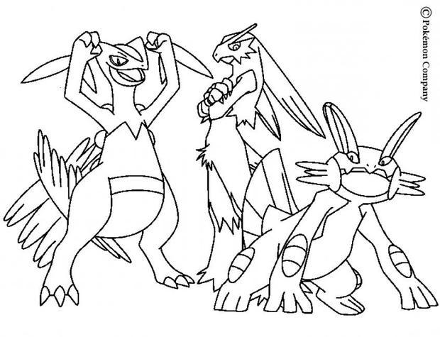 620x475 Pleasurable Ideas Pokemon Coloring Pages Blaziken Page Mega