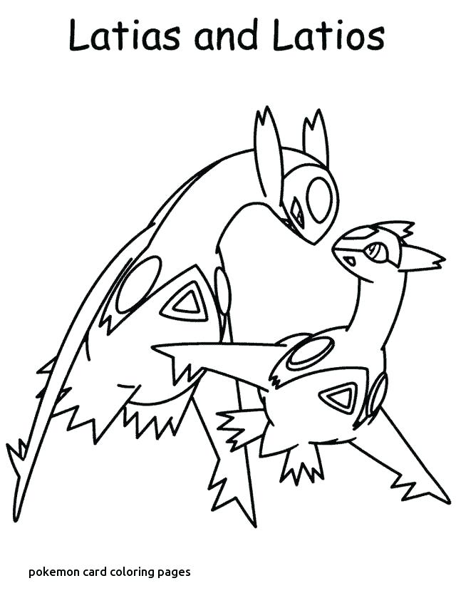 640x853 Pokemon Card Coloring Pages Best Images On For Card Coloring Pages