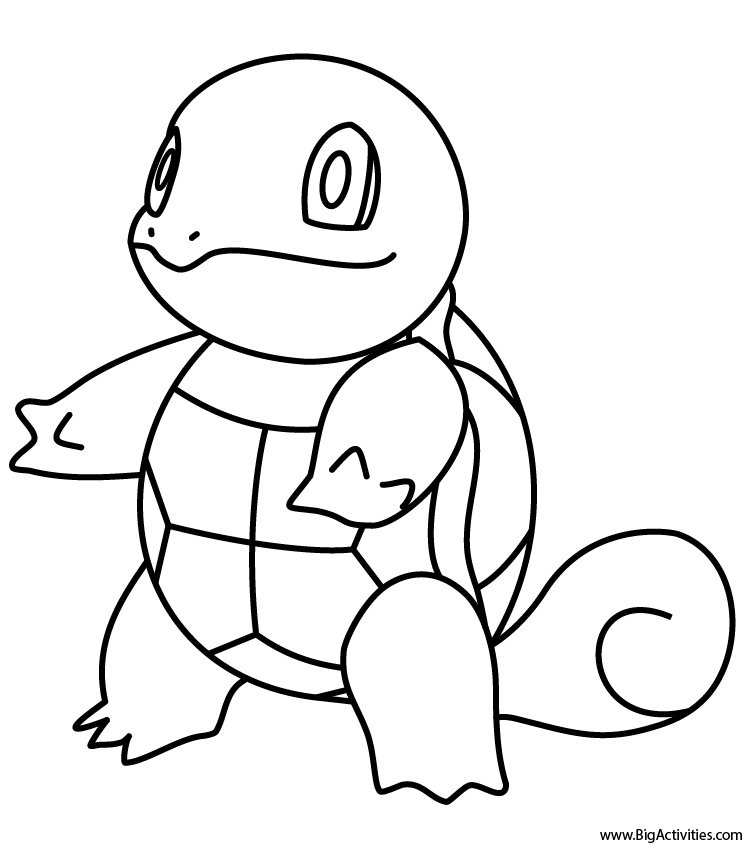 Pokemon Coloring Pages Charmander at GetDrawings.com   Free for ...