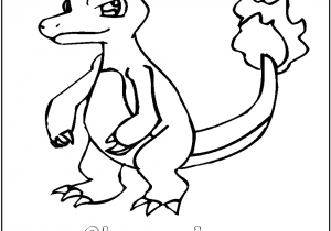 300x210 Charmander Coloring Page With Charmander Coloring Pages Charmeleon