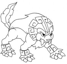 236x223 Electric Pokemon Colouring Pages Castform Deoxys Coloring Pages