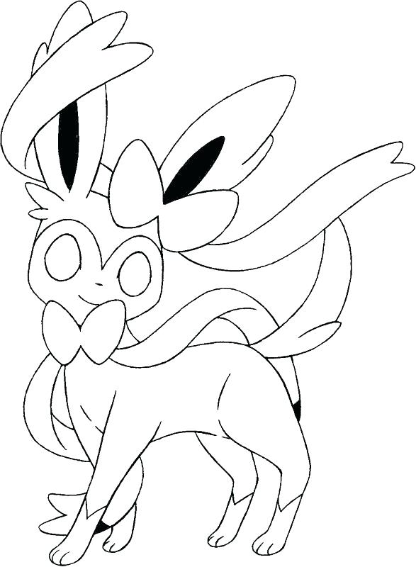 587x800 Pokemon Coloring Pages Eevee Coloring Pages Coloring Pages Pokemon