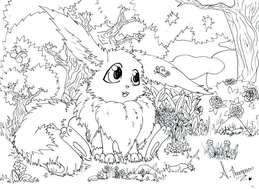 900x659 Eevee Evolutions Coloring Pages Coloring Es All E Pleasant Idea