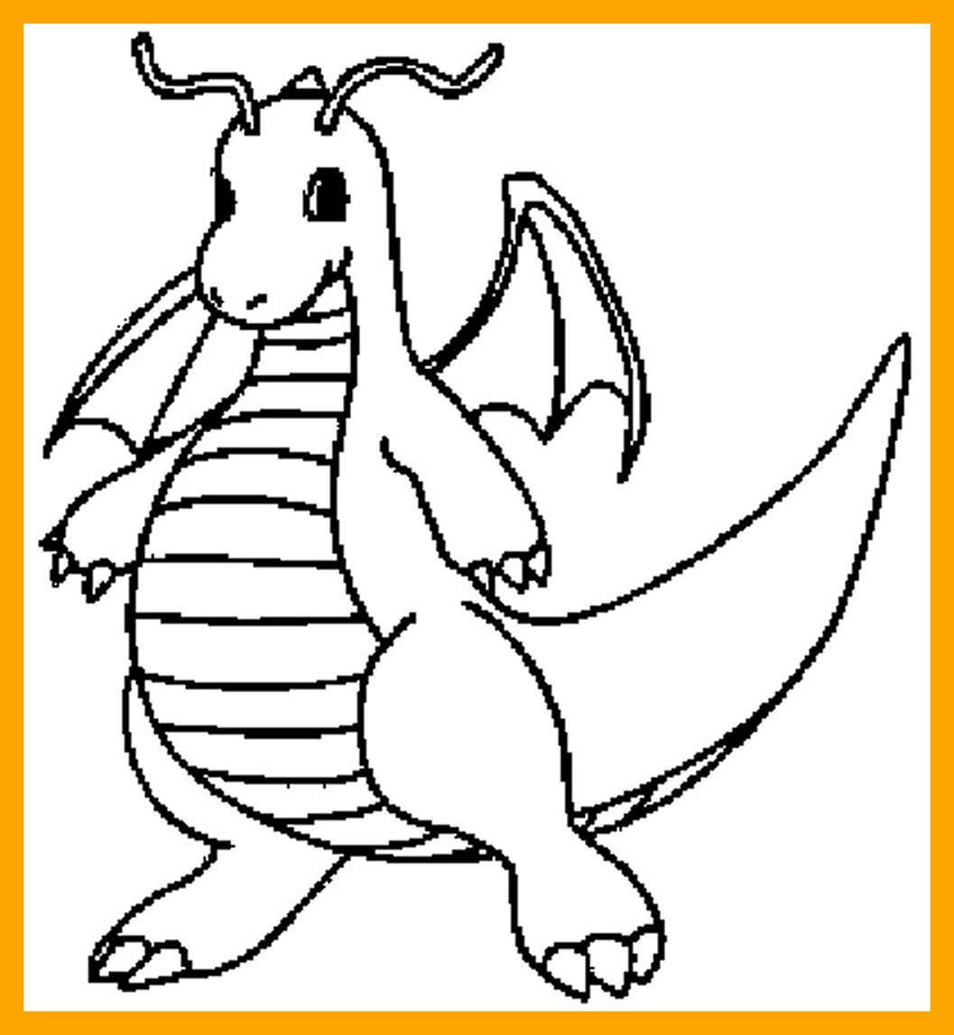 1057x1147 Fire Type Pokemon Coloring Pages