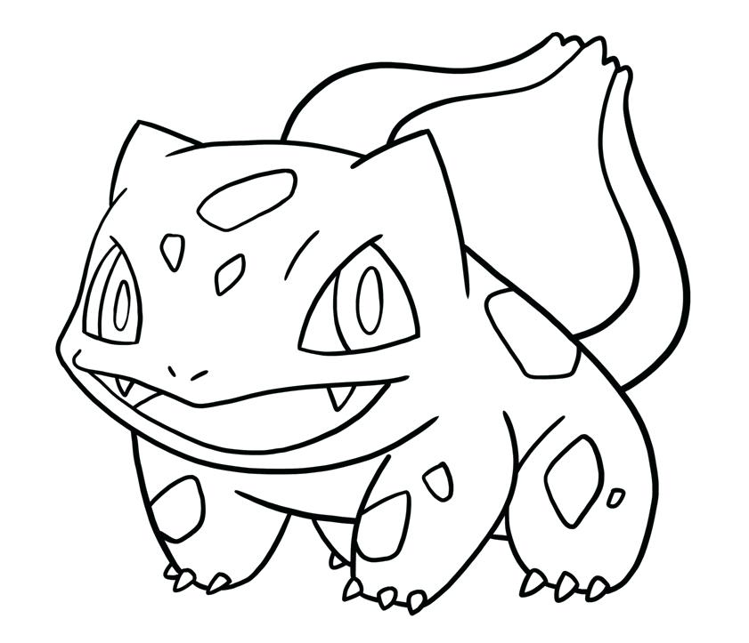 841x723 Pokemon Color Pictures Coloring Pages Fire Type Medium Size
