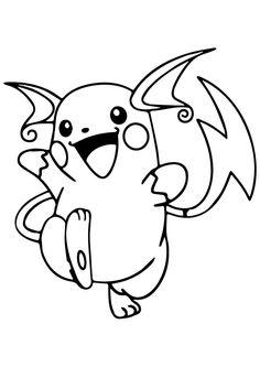 Free Printable Coloring Sheets Pokemon – Pusat Hobi