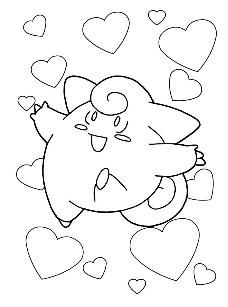 Pokemon Coloring Pages Games