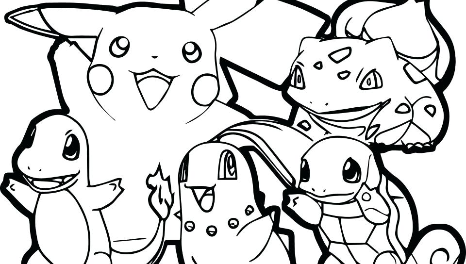 960x544 Pokeman Coloring Pages Dynamic Coloring Pages To Print Download