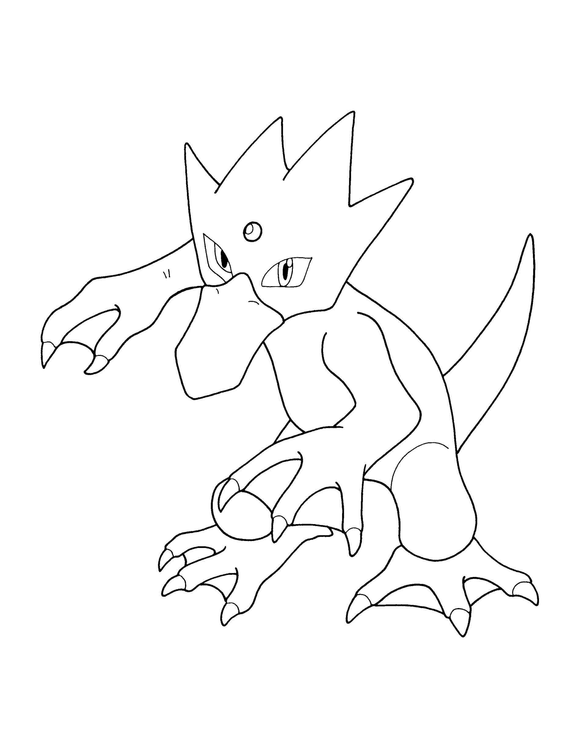 1896x2449 Pokemon Coloring Pages Haunter Web Coloring Pages