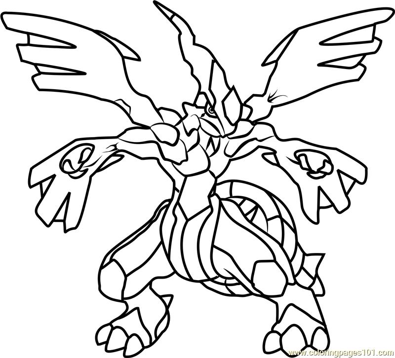 800x726 Pokemon Coloring Sheets Printable Coloring Page