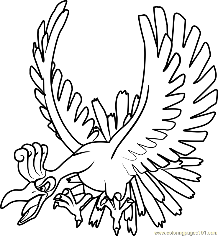 739x800 Coloring Pages