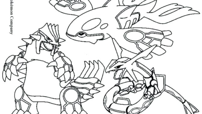 671x380 Kyogre Coloring Pages Pokemon Kyogre Colouring Pages