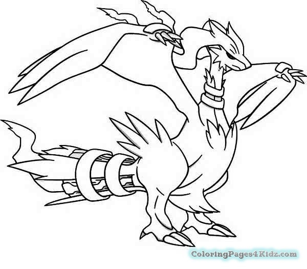 600x525 Kyogre Coloring Page Legendary Pokemon Coloring Pages Coloring