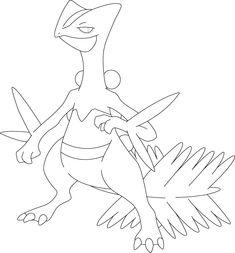 235x253 Latios Pokemon Coloring Page Latios Cinder And Foam