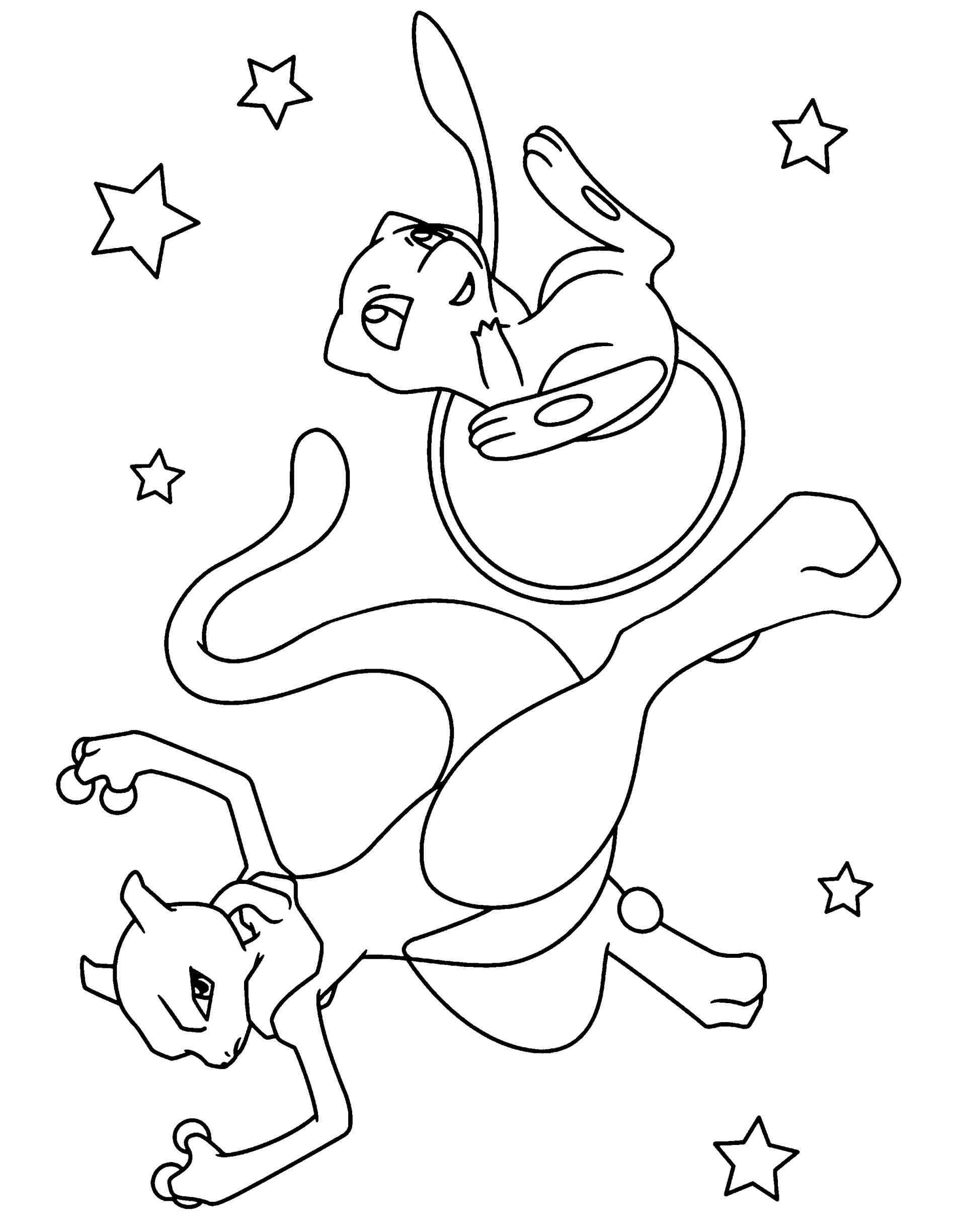 1896x2449 Pokemon Coloring Pages Mega Mewtwo Web Coloring Pages