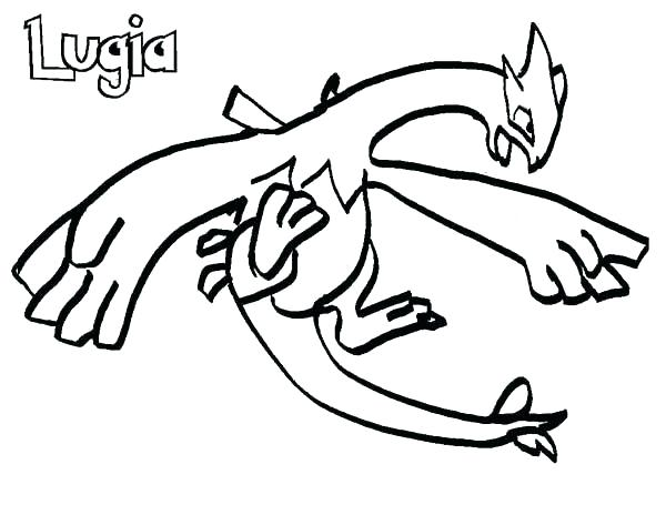 600x464 Lugia Coloring Pages Coloring Pages New Coloring Pages To Print