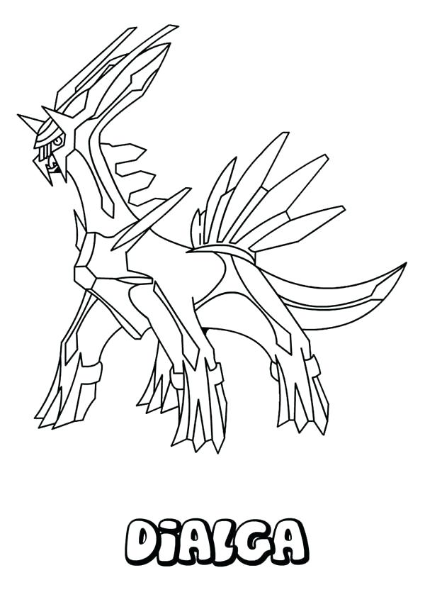 600x849 Pokemon Legendary Coloring Pages Legendary Coloring Pages