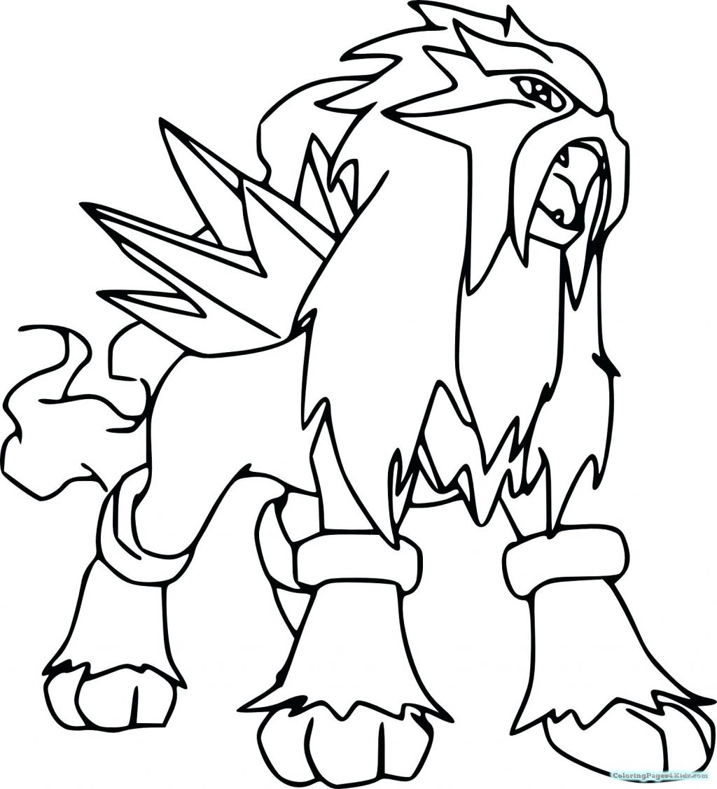 1024x1127 Coloring Pages Legendary Pokemon Coloring Pages Black White