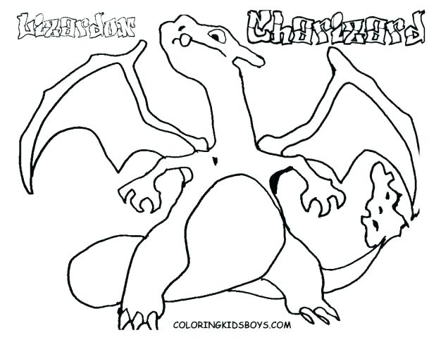 626x483 Mega Charizard Coloring Page Coloring Page Coloring Pages Mega Y