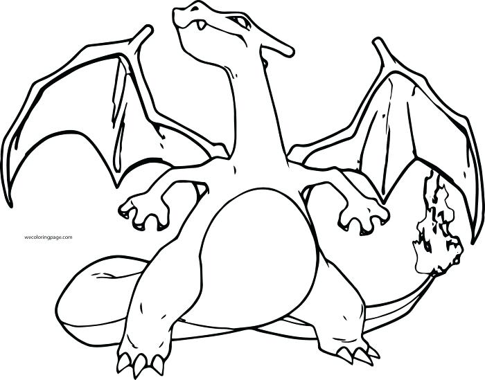 700x549 Pokemon Charizard Ex Coloring Pages Page Inspirational Printable