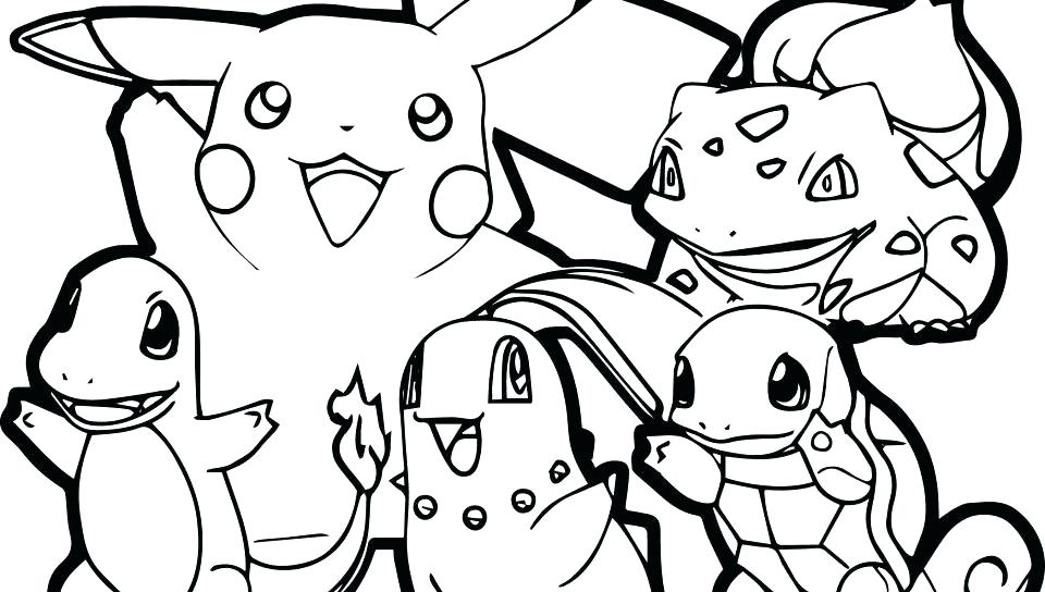 960x544 All Pokemon Coloring Pages All Colouring Pages Coloring Sheets