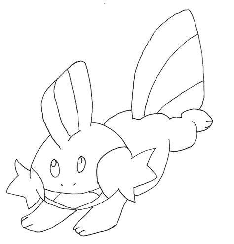 474x494 Fascinating How To Draw Mudkip Pokemon Mangajam Pict Of Coloring