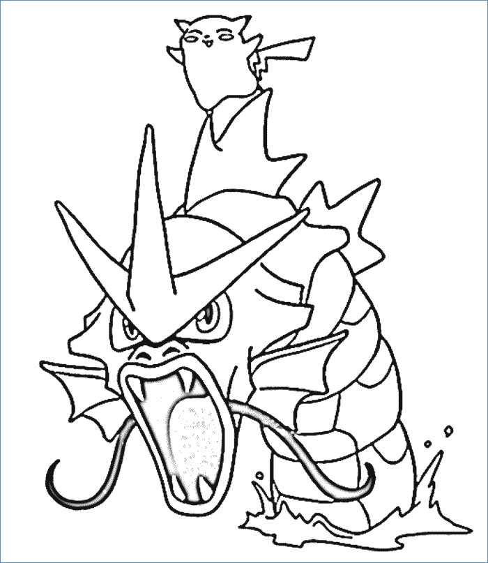700x807 Dewgrong Pokemon Coloring Page
