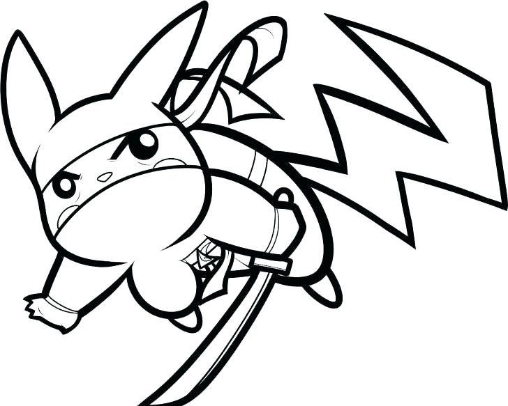 728x583 Pokemon Coloring Pages Pikachu Coloring Page Pages Free Elephant