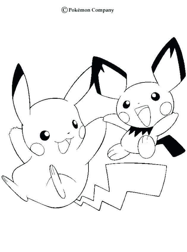 630x850 Coloring Pages Of Pikachu Coloring Pages Lovely Fresh Decoration