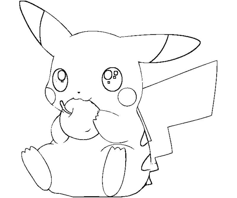 800x667 Pikachu Coloring Pages Pikachu Coloring Pages Free Kids Coloring