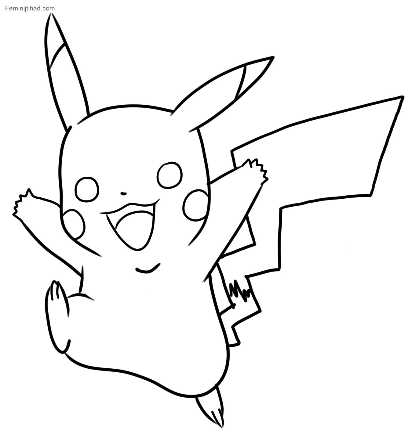 1372x1468 Pokemon Coloring Pages To Print Coloring Pages For Kids