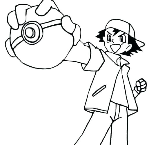 picture relating to Pokeball Printable titled Pokemon Coloring Web pages Pokeball at  Totally free