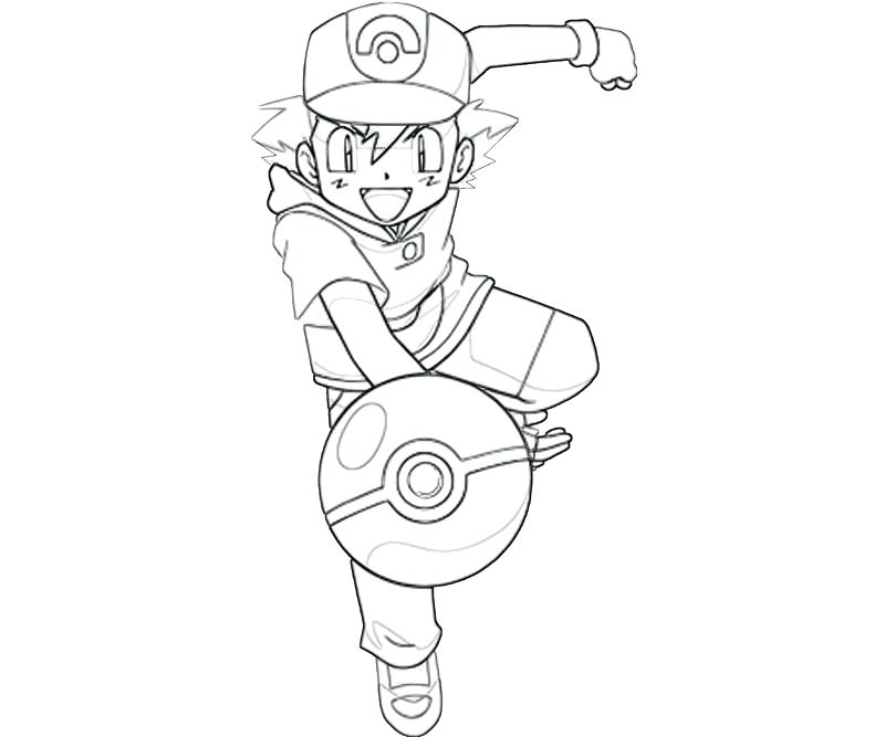 800x667 Pokemon Ball Coloring Page Coloring Pages Pokemon Ball Color Pages
