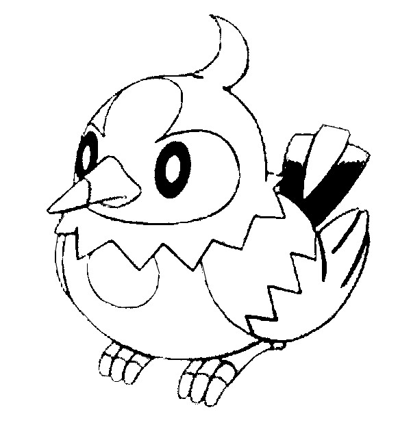 600x624 Coloring Pages Pokemon