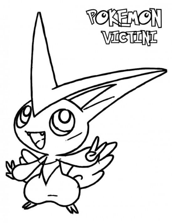 550x711 Coloring Pages Of Pokemon Black And White
