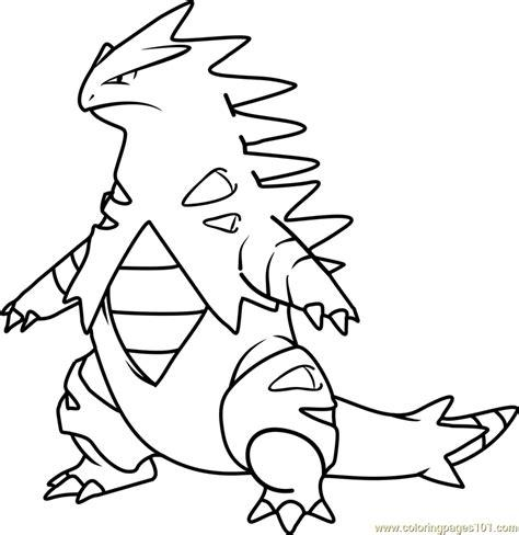474x488 Awesome Coloring Pages Pokemon Excadrill Drawings Pict