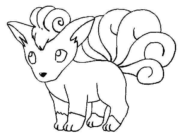 600x463 Coloring Pages Pokemon