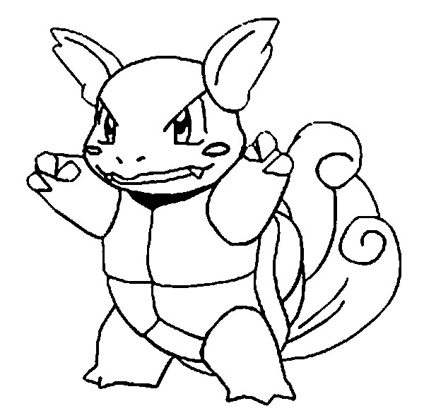 600x585 Coloring Pages Pokemon