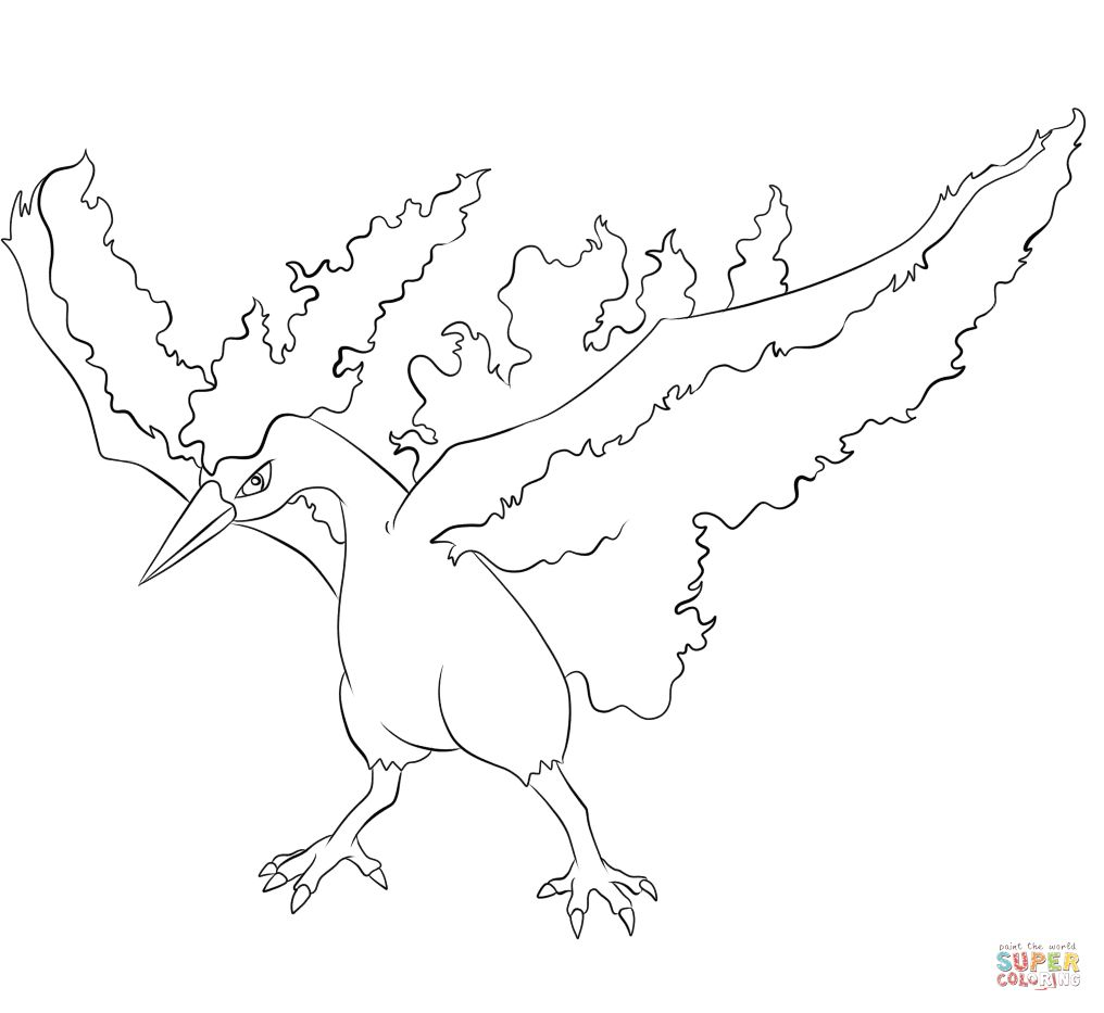 Pokemon Dialga Coloring Pages