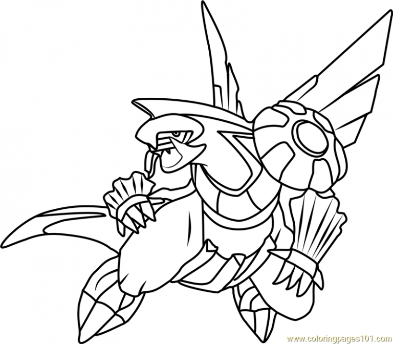 The Best Free Palkia Coloring Page Images Download From 55 Free