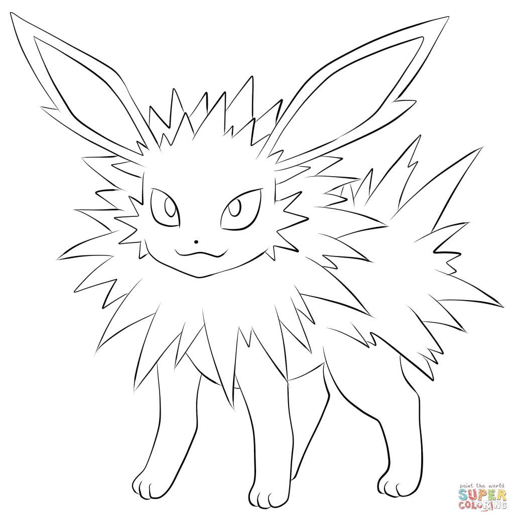 1032x1040 Coloring Pages Fresh Pokemon Flareon Coloring Pages Az