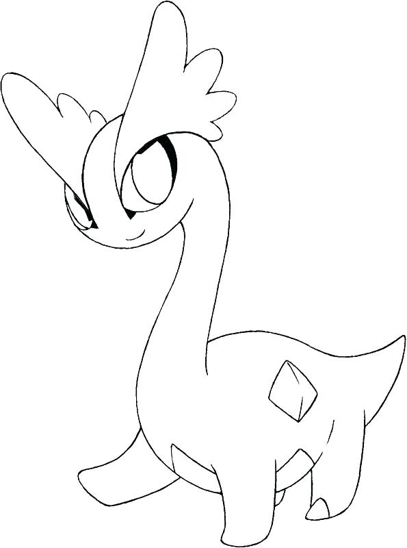 595x800 Flareon Coloring Page Coloring Pages Coloring Pages Coloring Pages