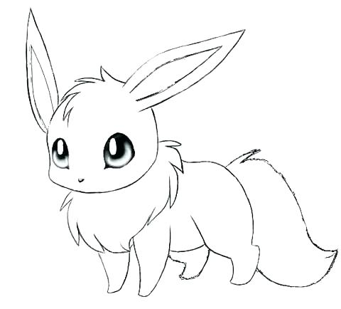 Pokemon Glaceon Coloring Pages at GetDrawings | Free download