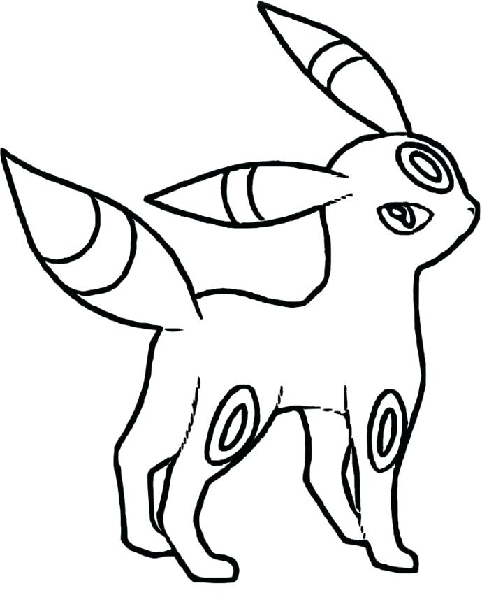 700x861 Coloring Pages Coloring Pages Pokemon Coloring Pages All Eevee