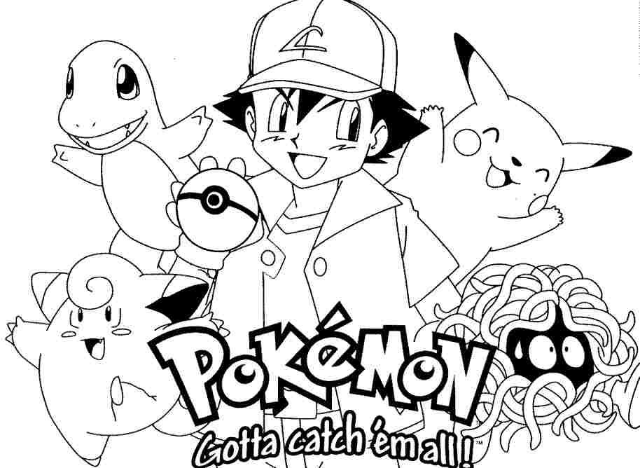 914x668 Image Result For Pokemon Coloring Pages Pokemon Go