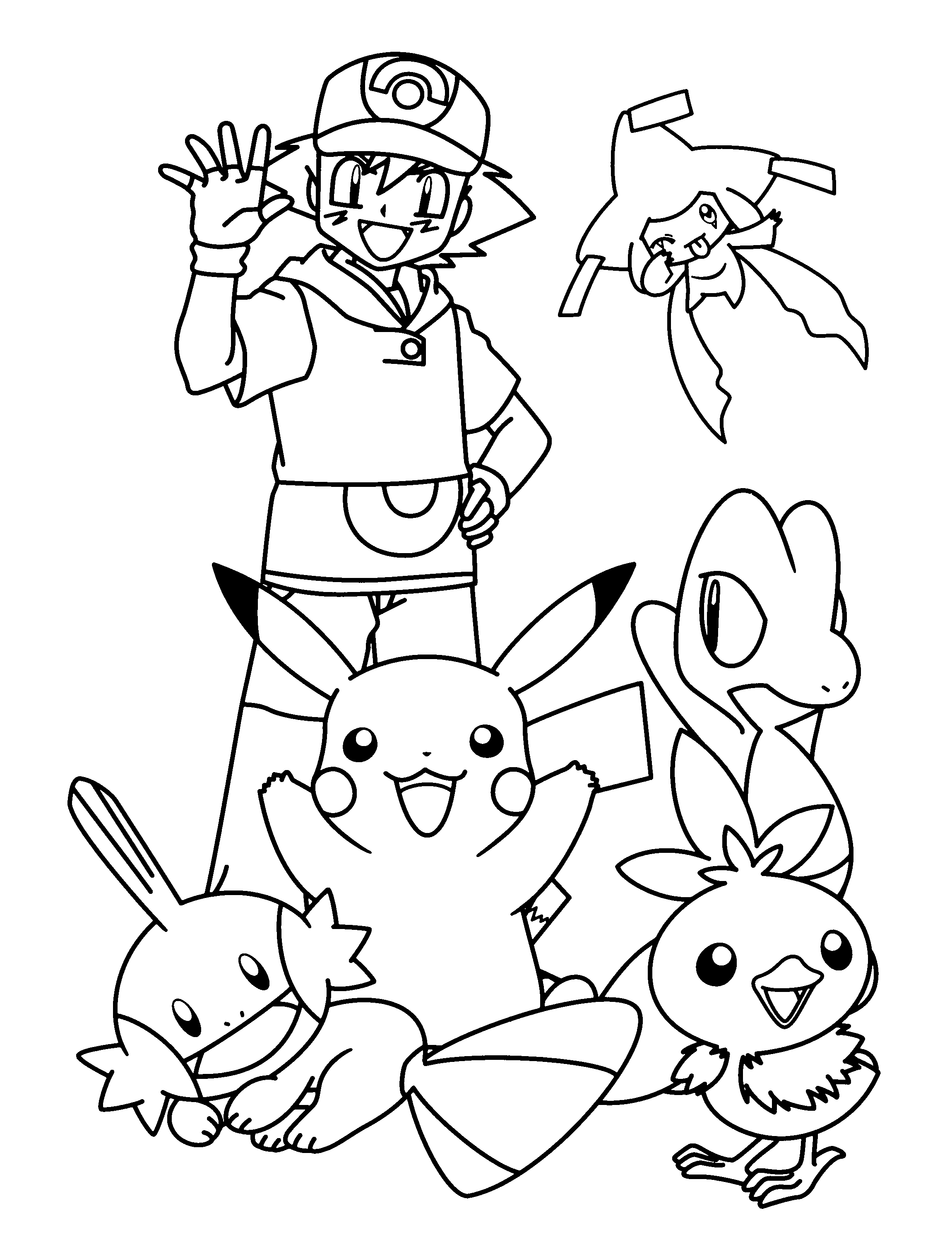 2300x3000 New Pokemon Go Coloring Pages Collection Printable Coloring Sheet