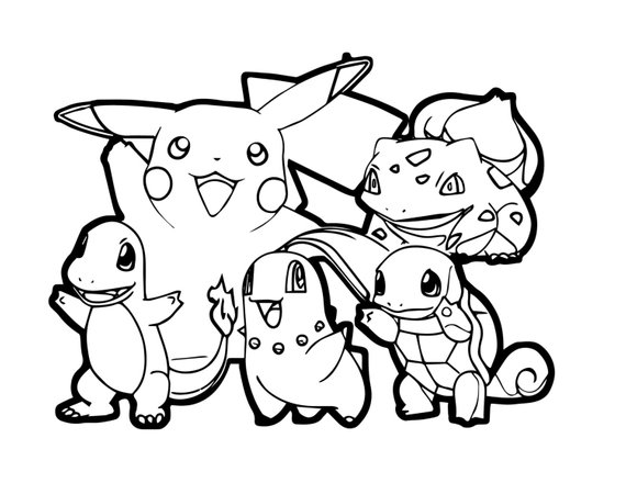 570x440 Pokemon Go Printable Coloring Pages Pokemon Go Coloring